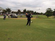チャリティーゴルフ大会