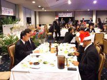 岡部ライオンズクラブさんのクリスマス会に参加してきました