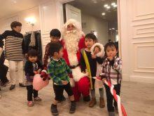 クリスマス家族例会